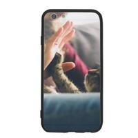 Belong with you iPhone 6/6s Transparent Slim Case