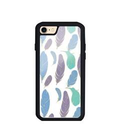 Feather iPhone 7 TPU Dual Layer  Bumper Case