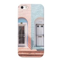 Door iPhone 5/5s Glossy Case
