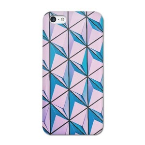 Abstract iPhone 5C Glossy Case