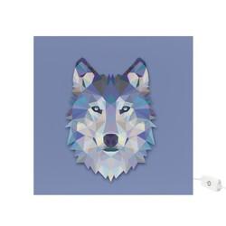 Wolf Square Light Box