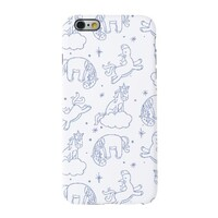 Unicorn iPhone 6/6s TPU Dual Layer Protective Case
