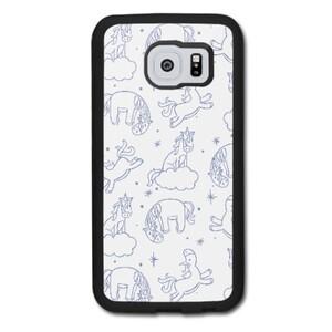 Unicorn Samsung Galaxy S6 edge Bumper Case