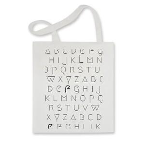 Alphabet Bag