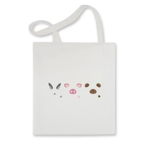 Cute Friends Tote Bag