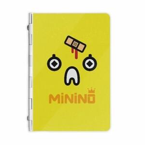 MiNiNO #6 金屬筆記本