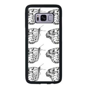 butterfly Samsung Galaxy S8 Bumper Case