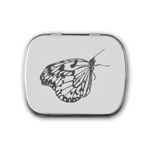 butterfly Metal Hinge Top Tin(Small)