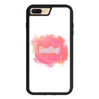 goodday iPhone 7 Plus TPU Dual Layer  Bumper Case