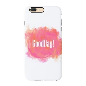 goodday iPhone 7 Plus TPU Dual Layer Protective Case