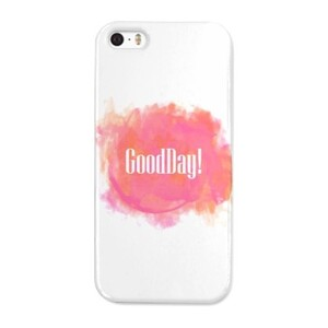 goodday iPhone 5/5s Glossy Case