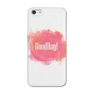goodday iPhone 5C Glossy Case