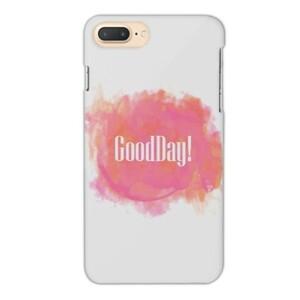 goodday iPhone 7 Plus Matte Case
