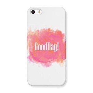 goodday iPhone 5/5s Matte Case