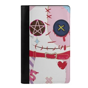 Rabbit.C PU Leather Notebook