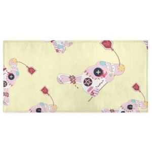 Rabbit.C Beach towel