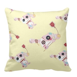 Rabbit.C Pillow 20