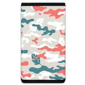 Camouflage Lanyard Phone Case Wallet