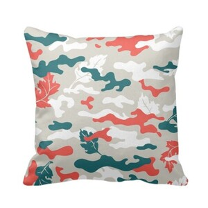 Camouflage Pillow 16