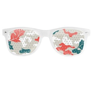 Camouflage Party Glasses