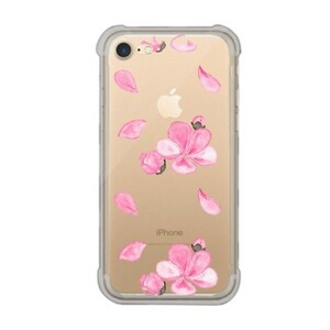 iPhone 7 Transparent Bumper Case