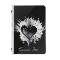 love愛永恆 Metal Notebook