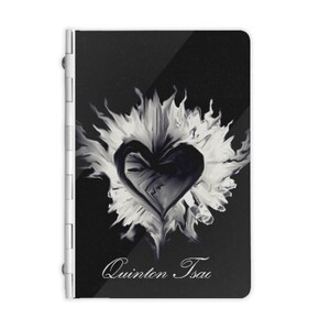 love愛永恆 Metal Notebook