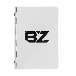 BZ 金屬筆記本