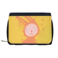 滑落兔兔 Wallet with Coin Purse