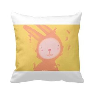滑落兔兔 Pillow 16