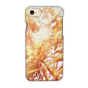 魔卡少女小樱之火 iPhone 7 Glossy Case