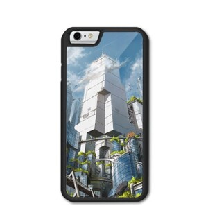 Green City iPhone 6/6s Bumper Case