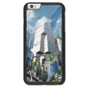 Green City iPhone 6/6s Plus Bumper Case