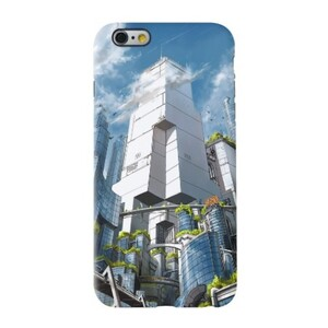 Green City iPhone 6/6s TPU Dual Layer Protective Case