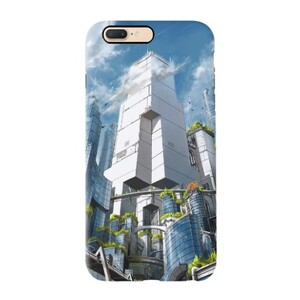 Green City iPhone 7 Plus TPU Dual Layer Protective Case