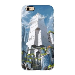 Green City iPhone 7 TPU Dual Layer Protective Case