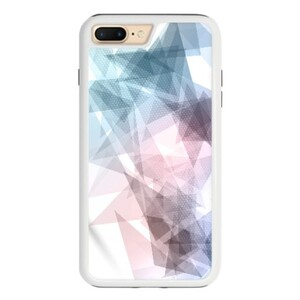 Geometry iPhone 7 Plus TPU Dual Layer  Bumper Case