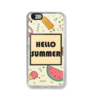 iPhone 6/6s Transparent Bumper Case