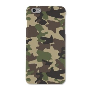 Camouflage iPhone 6/6s Matte Case