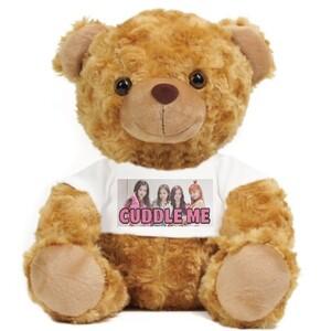 BLACKPINK Teddy Bear Stuffed Animal [CUDDLE ME VER]