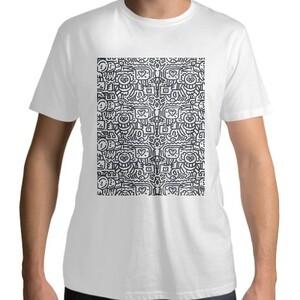 KT Men's Cotton Round Neck T-shirt
