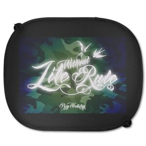 Life  Without  Rule---Car Visor