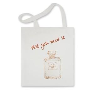 perfume Tote Bag
