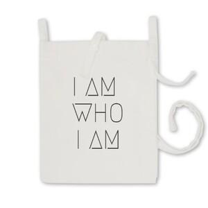 KITSCH_ART [I AM WHO I AM] TOTE BAG