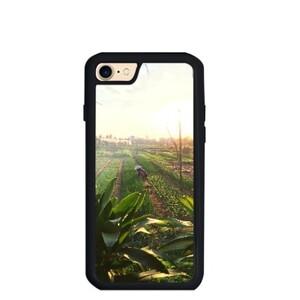 Vietnam Sunset iPhone 7 TPU Dual Layer  Bumper Case