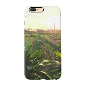 Vietnam Sunset iPhone 7 Plus TPU Dual Layer Protective Case