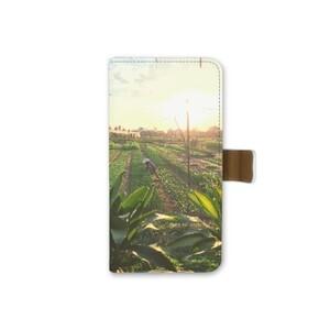 Vietnam Sunset iPhone 6/6s Leather Case