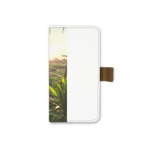 Vietnam Sunset iPhone 7 Leather Case