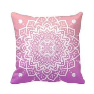 mandala Pillow 16
