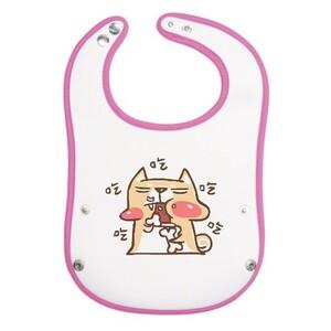 嬰兒口水圍巾_斗哥_柴柴吃吃吃